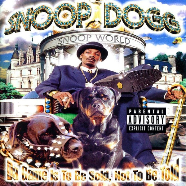 SNOOP DOGG - DA GAME IS TO BE SOLD, NOT TO BE TOLD (CD)