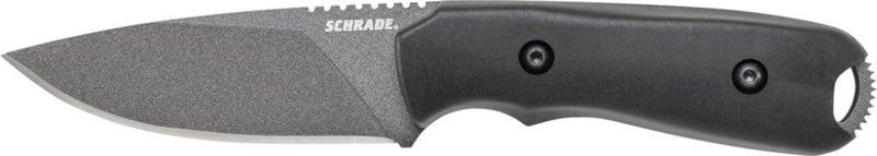 Schrade Mini Frontier SCHF55 Knife 1095 High Carbon Steel Grivory Handle