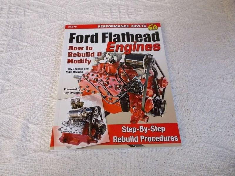How to Rebuild & Modify Ford Flathead Engines | Trade Me