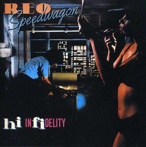 Reo Speedwagon - Hi Infidelity [CD]