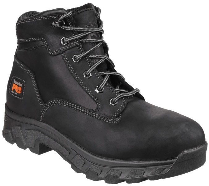 6205d12488c Timberland Pro Workstead Lace Up Safety Boots Black UK6.5 - EU40