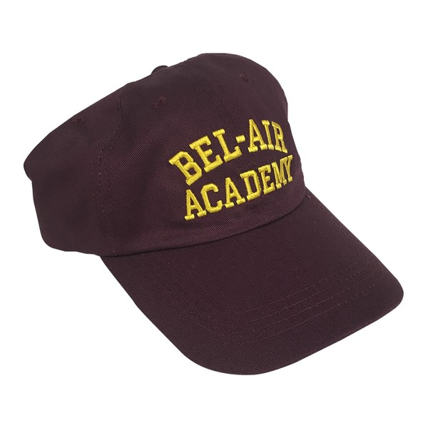 0fc2cde2 Bel-Air Academy Hat Will Smith Fresh Prince Baseball Cap Of Dad ...
