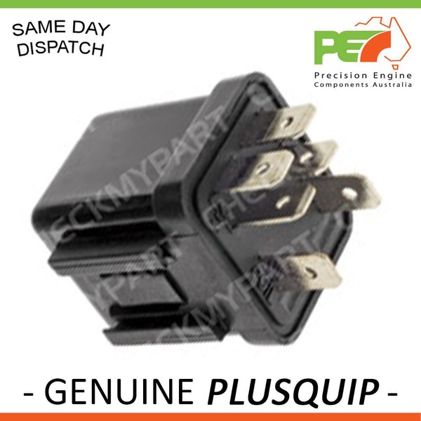 New *PLUSQUIP* Accelerator Relay For HOLDEN PIAZZA YB 2D H/B