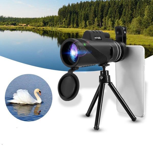 Ultra hd optical lens monocular low light night vision