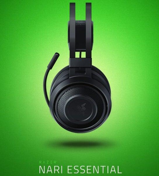 Razer Nari Essential - Essential Wireless Gaming Headset - Black