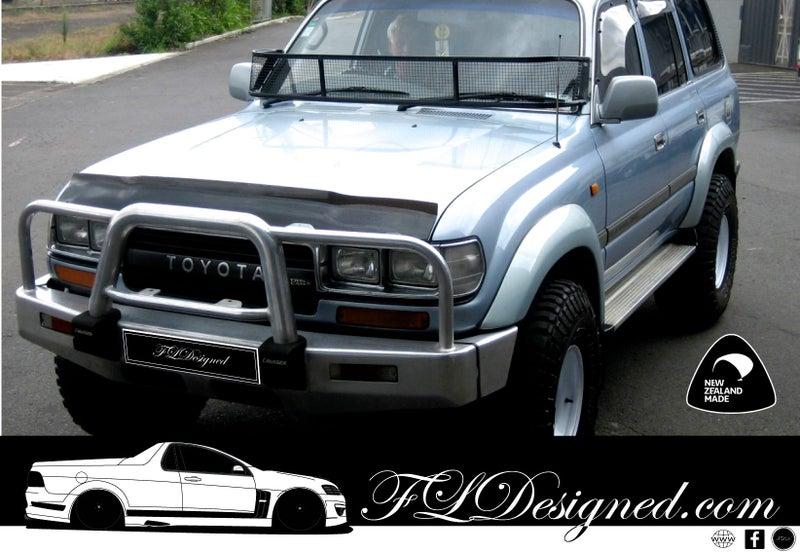 1991-97 Toyota Landcruiser80 Series FJ80 GX,VX &Sahara DarkTint
