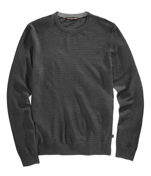 e7dc746a295107 Michael Kors Mens Textued Pullover Sweater | Trade Me