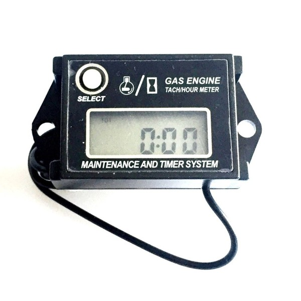 RE-SETTABLE TACH / HOUR METER   Trade Me