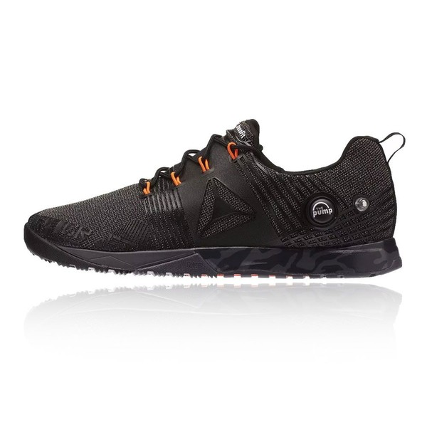 444d9a5bf Reebok Mens Crossfit Nano Pump 2.0 Shoe UK 11.5 Black