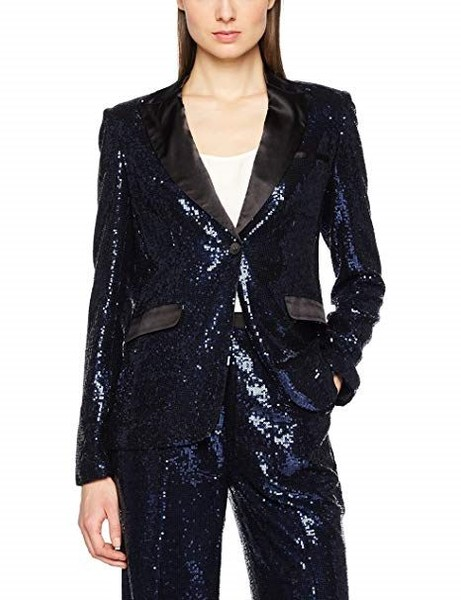 83d469a6 Millie Mackintosh Women's's Sequin Sparkle Jacket in Midnight size 10NZ new  | Trade Me