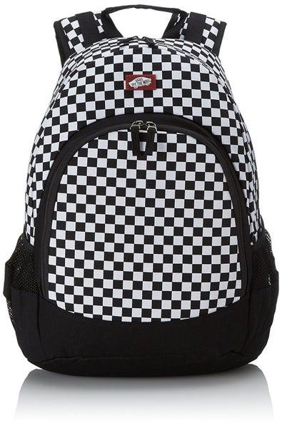 6fdae6aa1611a5 Vans Van Doren Backpack - Black White
