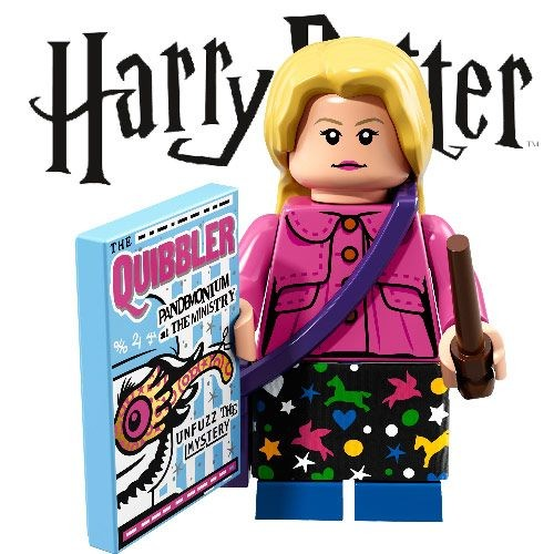 LEGO Harry Potter Minifigure Series 71022 CEDRIC DIGGORY Genuine LOOSE NEW
