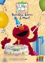 Elmo S World Birthday Games And More