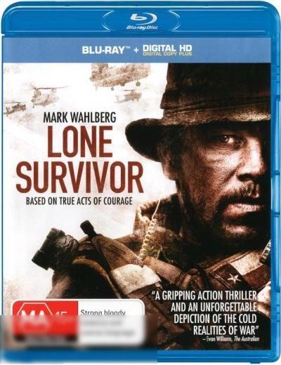 Lone Survivor (Blu-ray/Digital Copy)