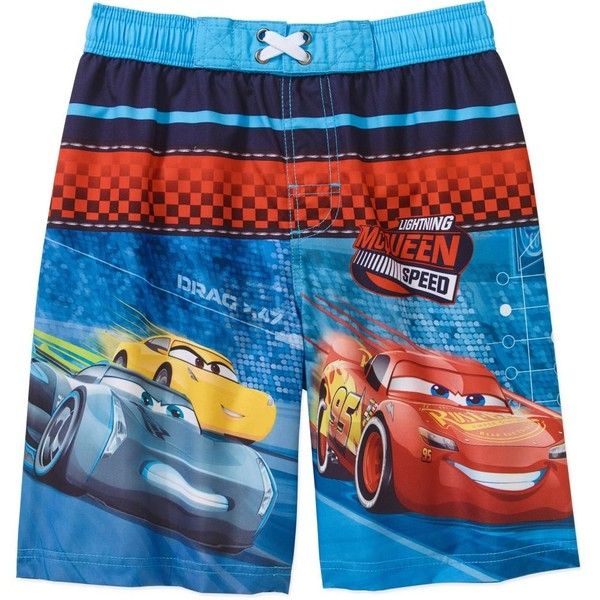 cecabb1f57757 Disney Cars Boy's Swim Shorts Official License | Trade Me