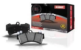Top Performance Brake Pads from the makers of Bendix DB1754 Front