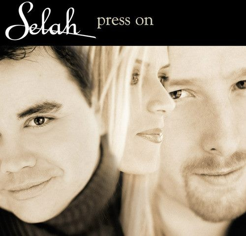 SELAH PRESS ON [CD]
