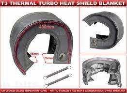 TURBO BEANIE / HEATSHIELD T3 size | Trade Me