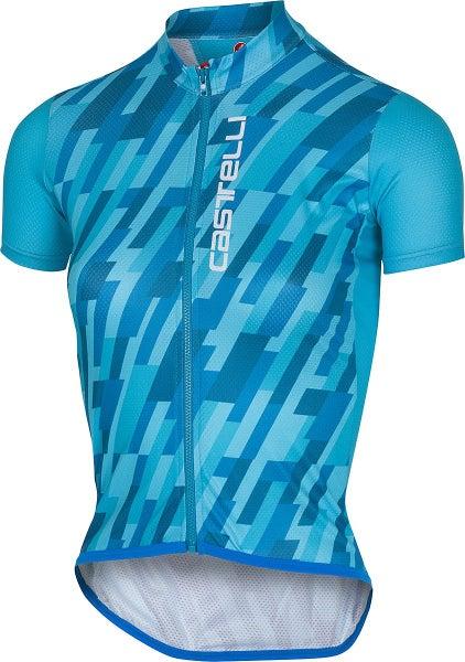 Castelli Future Racer Kids Bike Jersey Sky Blue 2019 Size 8  439b6b605