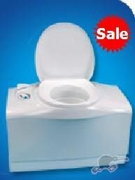 Caravan/Motorhome Toilet (built in)