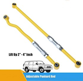 Adjustable Panhard Rod Fit For Toyota Land Cruiser HZJ80