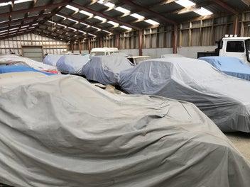 Car,Boat Campervan Storage - Undercover Long term