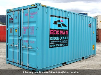 Shipping Containers - we Sell, Hire & Modify