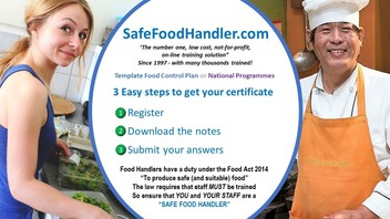 Food Act 2014 - Get Affordable Training Now!
