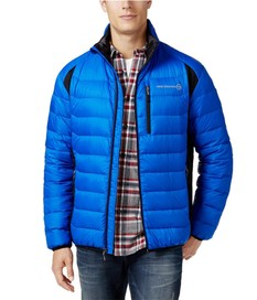 ea33f9115 Free Country Mens Tech-Panel Down Puffer Jacket