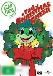 Leapfrog A Tad Of Christmas Cheer.Leapfrog A Tad Of Christmas Cheer