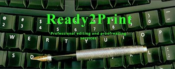 Proofreading and copy editing -proofreading NZ