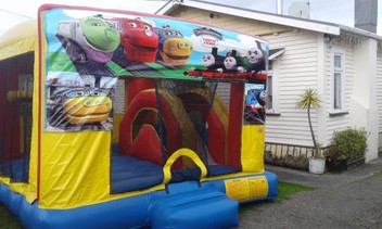 Bouncy Castles for $100.00 & MORE + CHILLER HIRE