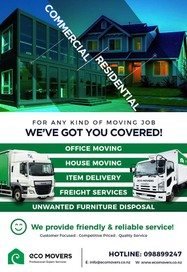 Top Rated House Movers|Promo starts from $85