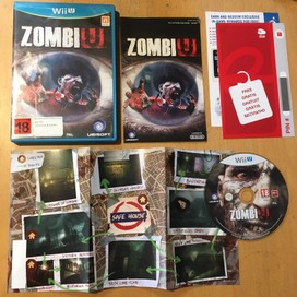 ($4.30 courier!) Complete with Map ZOMBI WiiU Wii U ZombiU on shovel knight map, bioshock infinite map, monster hunter 3 ultimate map, the legend of zelda map, the walking dead map, don't starve map, dead island 2 map, state of decay map, cry of fear map, hitman absolution map, donkey kong country returns map, evolve map, lego marvel super heroes map, crackdown 2 map, monster hunter 4 map, teslagrad map, dark souls map, hyrule warriors map, the elder scrolls v: skyrim map, far cry 3 map,