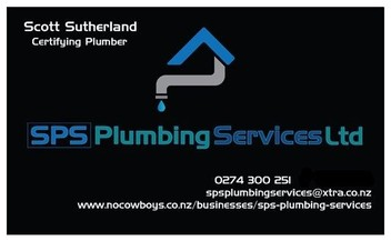 SPS Plumbing Services Limited | Trade Me