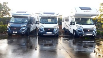 UK and European Motorhome Importers