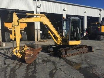 Yanmar ViO50 Excavator | Trade Me