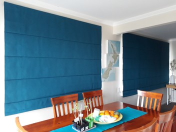 Roman Blinds and Curtain Making Tauranga