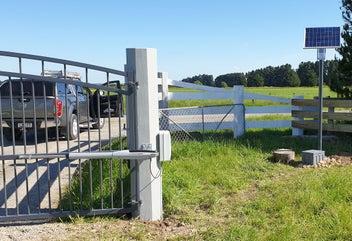 Positive Security - CCTV, Gates, Fire