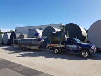 Judkins Plumbing - WATER TANKS - Underground Tanks