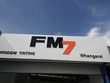 FM7 Window Tinting Whangarei