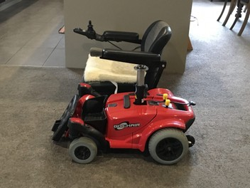 HIRE A MOBILITY SCOOTER OR POWER WHEELCHAIR !