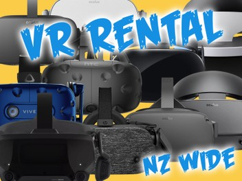 Oculus Quest / HTC Vive / Valve Index VR Rental