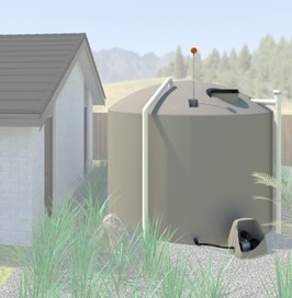 Water Tank Sales DELIVERED NZ-WIDE - Turfrey