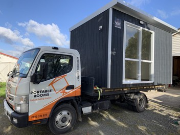 **Portable Rooms / Cabins. Rent from $65pw**
