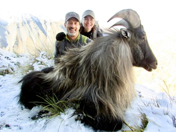Guided meat Hunting, trophy hunting, wallaby hunts