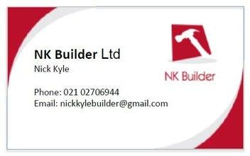 Builder: Building, Maintenance & Handyman Services