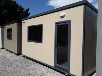 portable offices&sleepouts & chillers & freezer