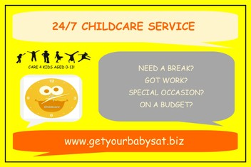 GETYOURBABYSAT - 24/7 CHILDCARE NZ WIDE