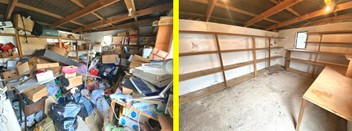 Professional Hoarder Clean Up Services